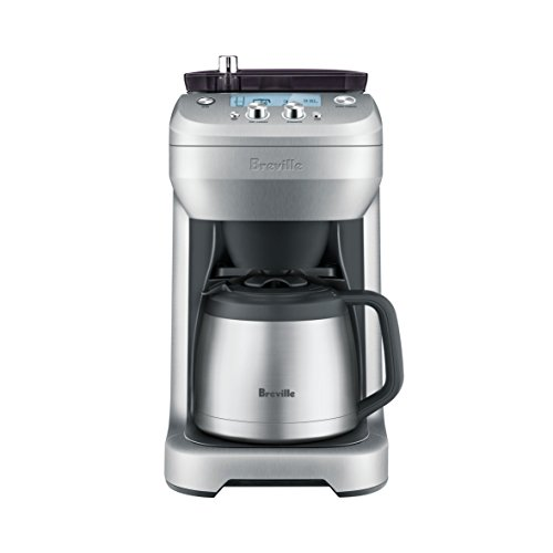 Breville BDC650BSS Grind Control Coffee...