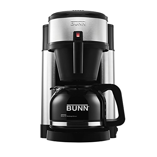 BUNN NHS Velocity Brew 10-Cup Home Coffee...