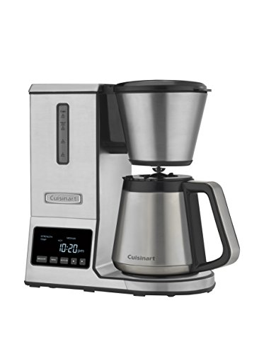 Cuisinart CPO-850 Coffee Brewer, 8 Cup,...